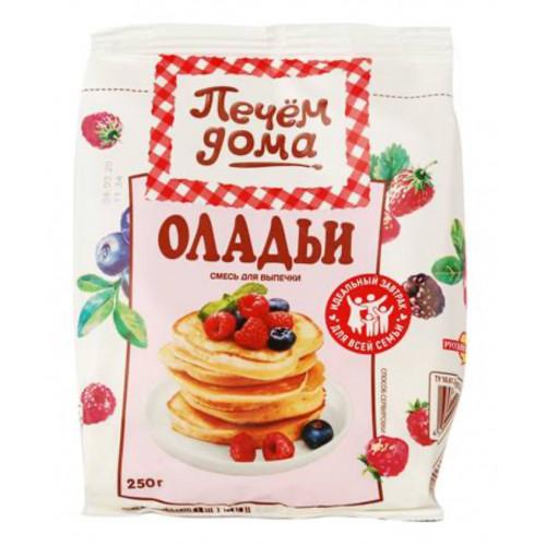 """Mix voor het bakken van """"pannenkoeken"""" 250g"""