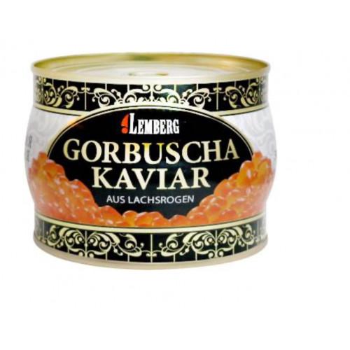 Pink salmon caviar Lemberg, 500g