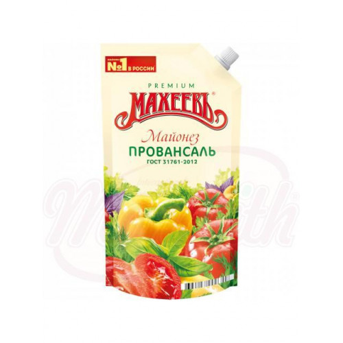 """Mayonnaise """"Provence home"""", fat content 50%, 400ml"""