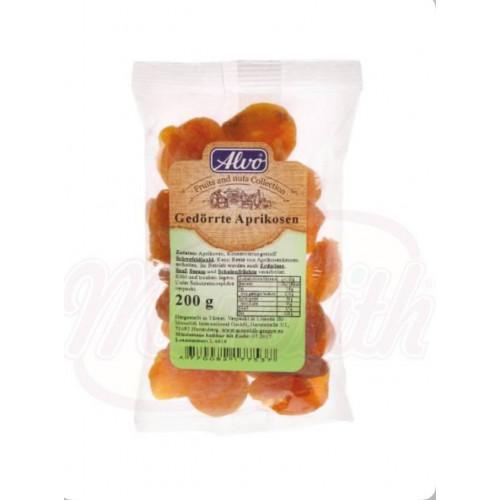 Gedroogde abrikozen, pitloos 200g