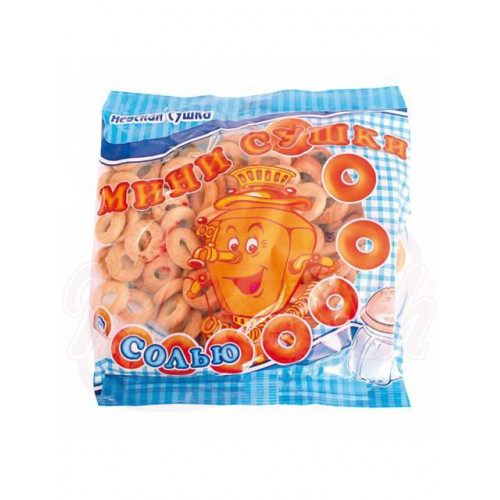 """Drying cookie salted """"Baby"""", 200g"""