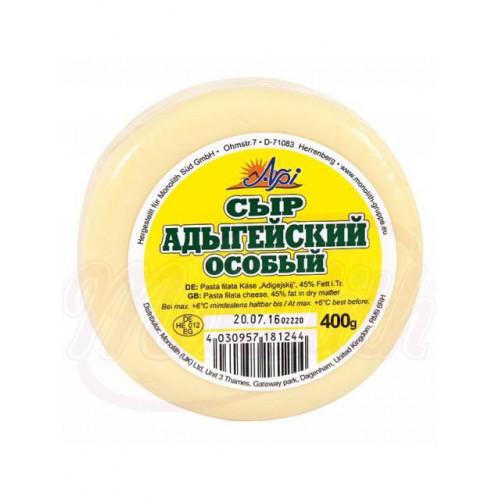 "Cheese ""Adygea"" 45% fat, 400g"