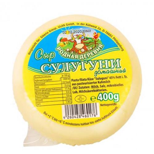 """Suluguni cheese """"Home"""", 400g"""