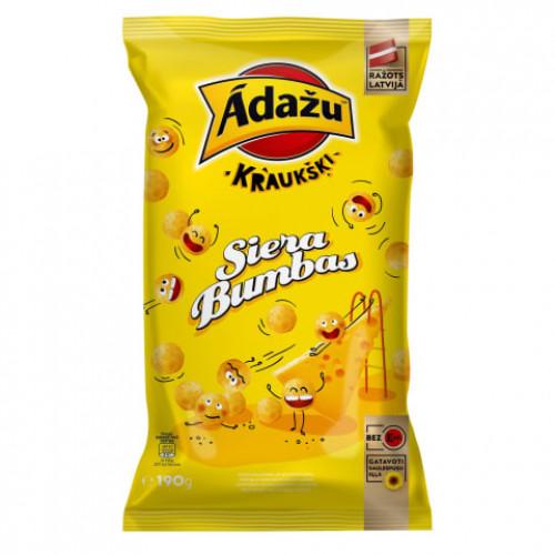 Сырные шарики Adazu, 190г