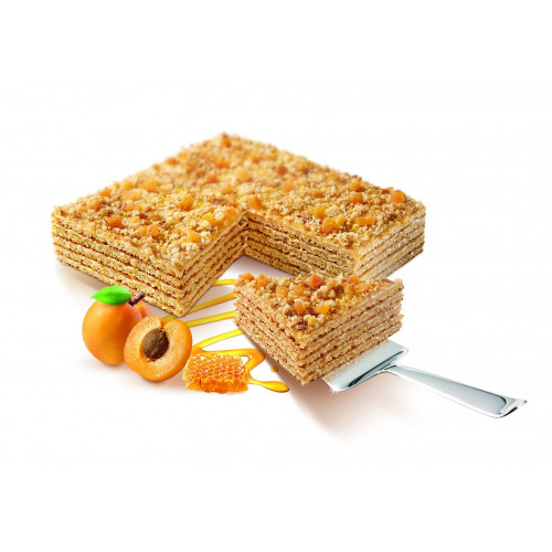 Медовый торт Marlenka абрикосовый свежий, 800г