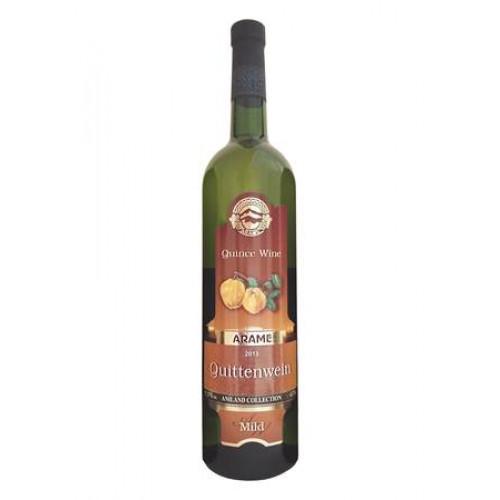 """Вірменське айвовое напівсолодке вино """"Араме"""""""
