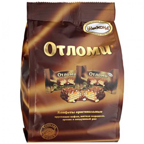 "Chocolates ""Break Off"", 300g"