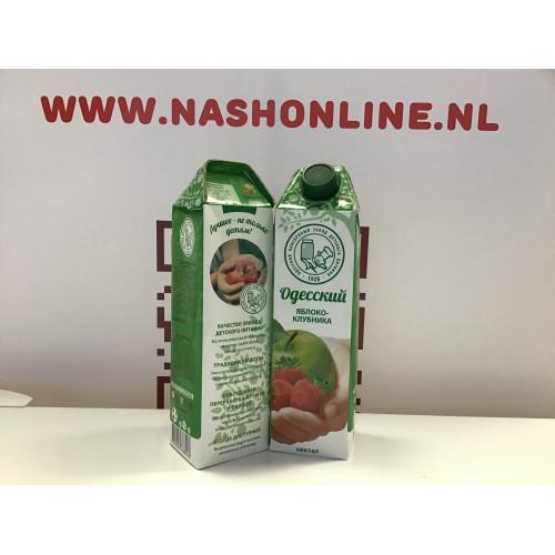 "Juice apple-strawberry ""Odessa"", 0.95l"