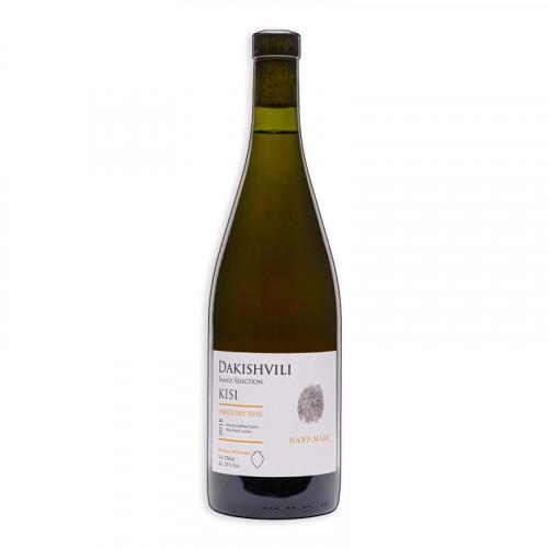 Orange Georgian wine Dakishvili Kisi, 13% alcohol, 0.75L