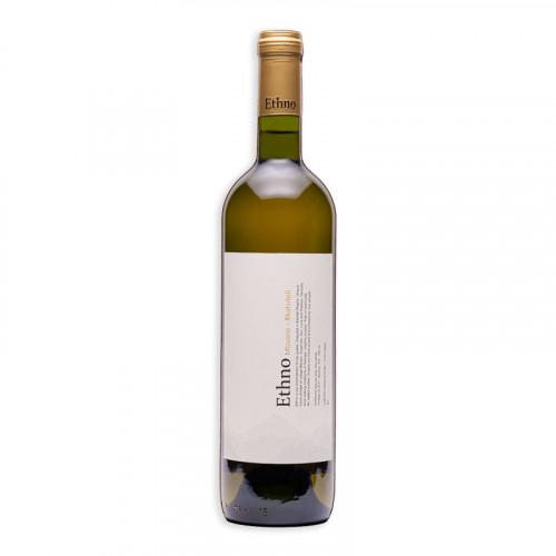 Грузинське помаранчеве вино Ethno Mtsvane-Rkatsiteli