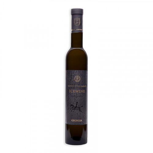 Georgian white sweet wine Kakhuri Gvinis Marani Icewine