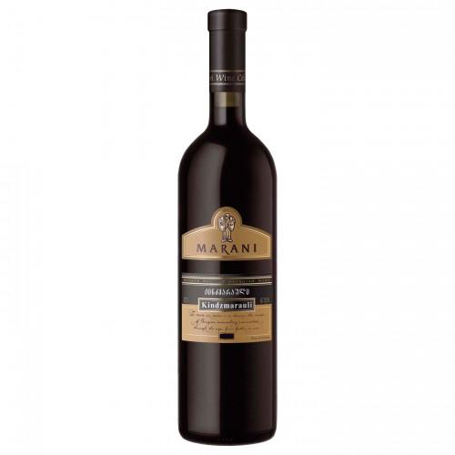 Грузинське червоне напівсолодке вино Telavi Marani Kindzmarauli 2018
