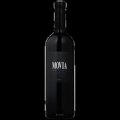 Словенское красное сухое вино Movia Merlot 2009