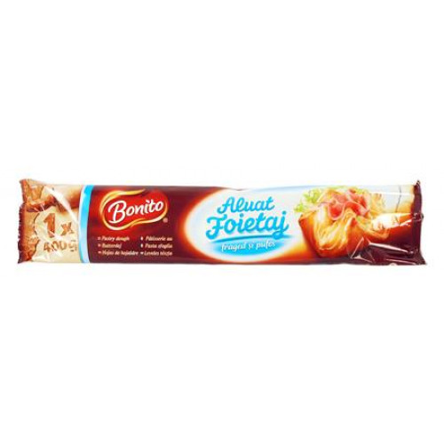 Romanian puff pastry Bonito, 2pcs. 400g each