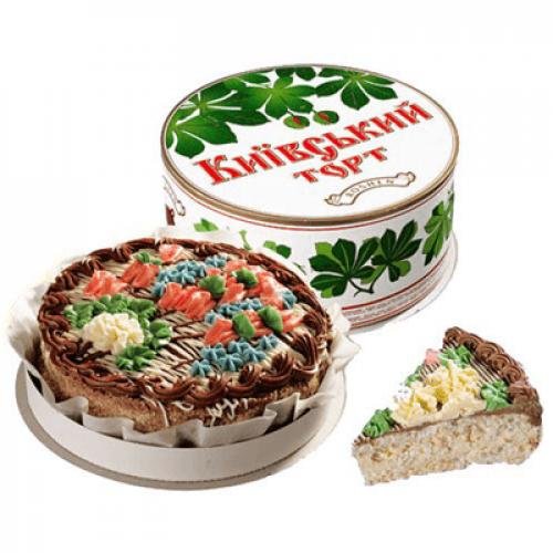 """Торт Рошен """"Киевский"""" , 850г"""