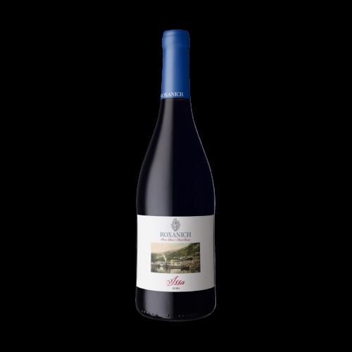 Хорватское красное сухое вино Roxanich Issa 2015