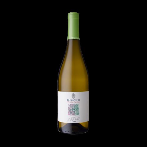 Хорватское белое сухое вино Roxanich SoRelle 2013
