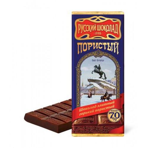"""Шоколад темный пористий """"Русский шоколад"""", 90г"""