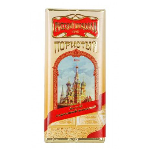 "White chocolate ""Russian chocolate"", 90g"