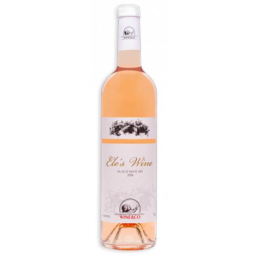 Georgian Rose Wine
