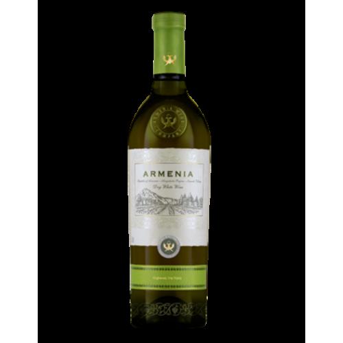 Вірменське біле сухе вино Armenia 2020