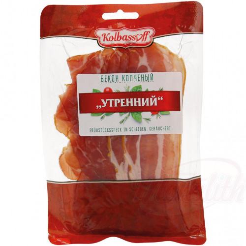 Smoked bacon Kolbassoff, 150g