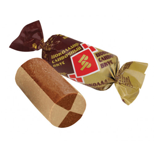 """Peanut candy """"Rot Front Bars"""" with chocolate and creamy flavor, 300g"""