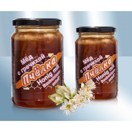 Buckwheat honey Bee, 460g