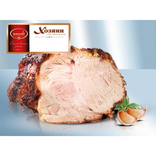 "Boiled pork Lackmann ""Elite"" with garlic, 328-358g"