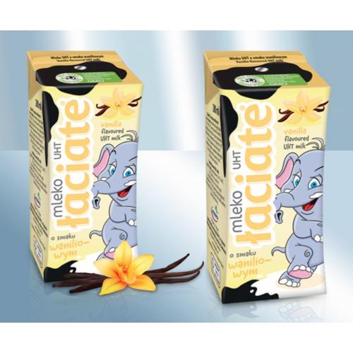 Laciate non-fat baby milk with vanilla flavor 1.5%, 200ml