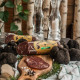 Хорватская салями из оленины с черными трюфелями Karlić, 334-366г