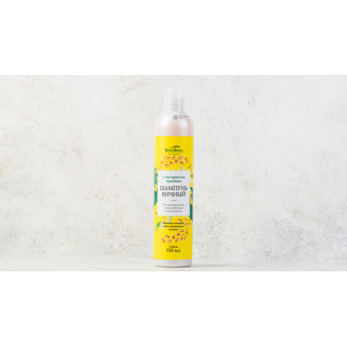 """Shampoo """"Egg"""" Vkusville, 350ml"""