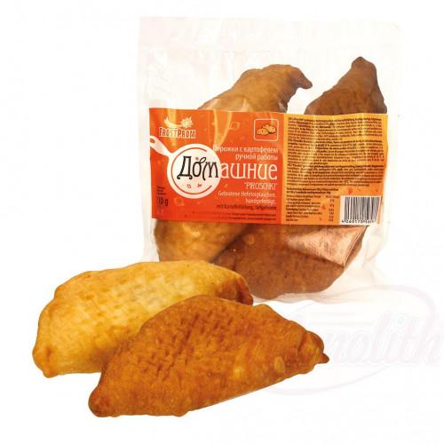 Пирожки жареные с картофелем FrostProm замороженные, 210г