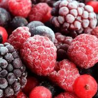 Замороженные фрукты и ягоды