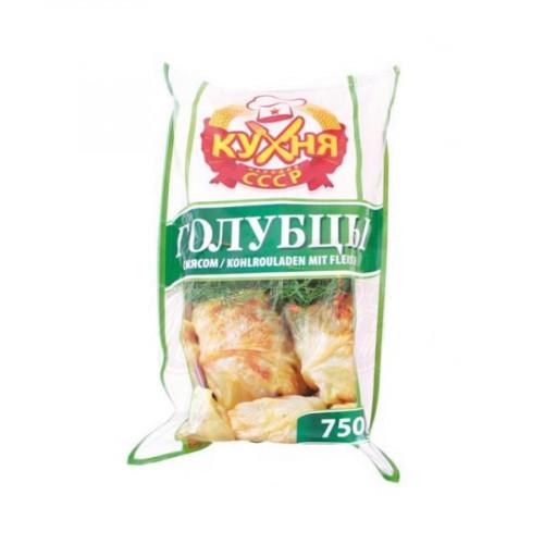 Голубці Kuhnja SSSR з начинкою зі свинини заморожені, 680г