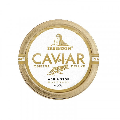 "Sturgeon caviar ""Adriatic"", 50g"