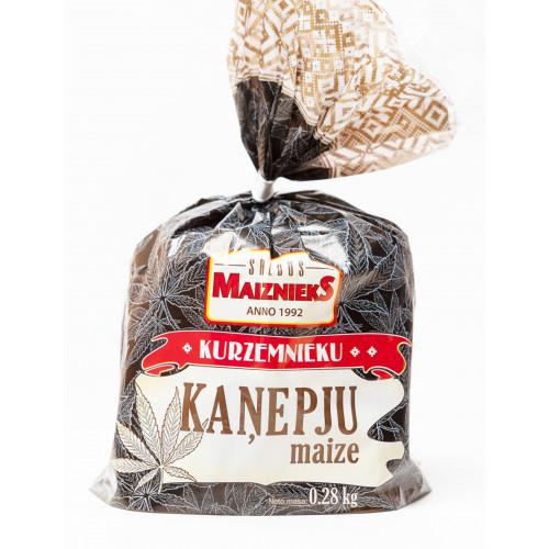 Ржаной хлеб Saldus Maiznieks с семенами кунжута, 280г