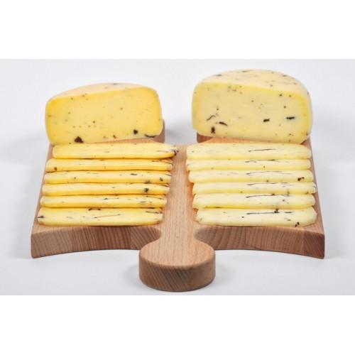 Croatian cheese with white truffles Karlić, 360-380g
