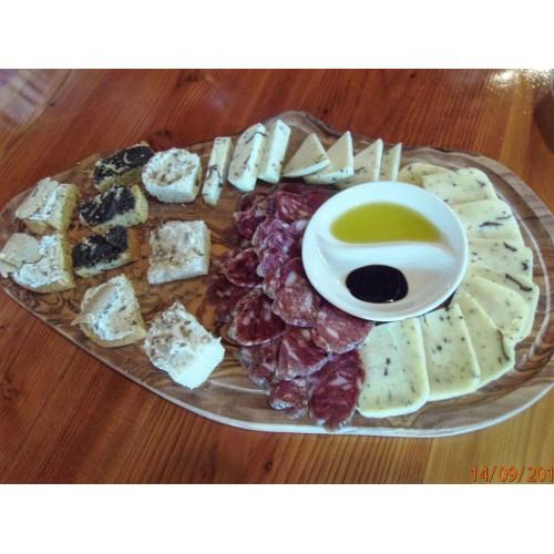 Хорватська овечий сир з трюфелями Karlić, 380-400г
