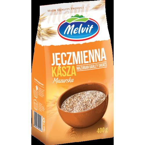Masurian barley groats, 400g