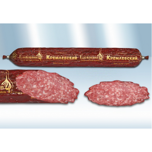 "Cervelat Lackmann ""Kremlin"" with pork and beef, 275g"