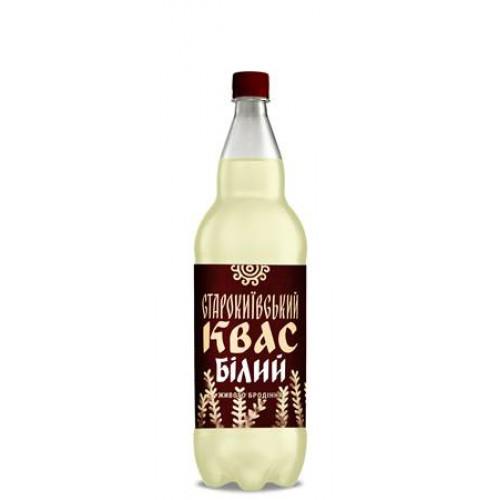 "Kvass ""Starokievsky white"", 2l"
