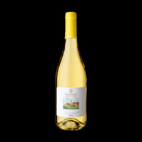 Хорватське біле сухе вино Roxanich Malvazijica 2017
