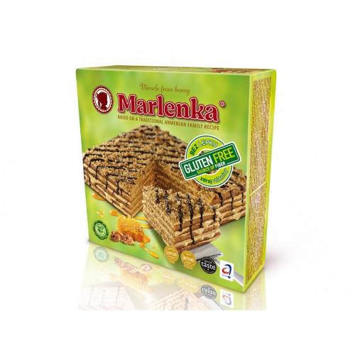 Медовый торт Marlenka безглютеновый свежий, 800г