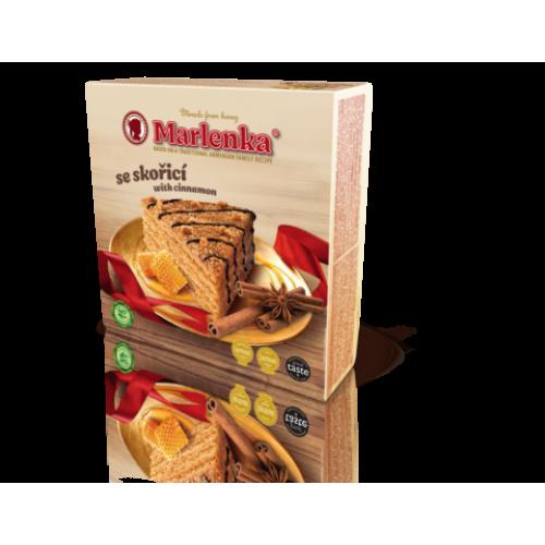 Медовый торт Marlenka с корицей свежий, 800г