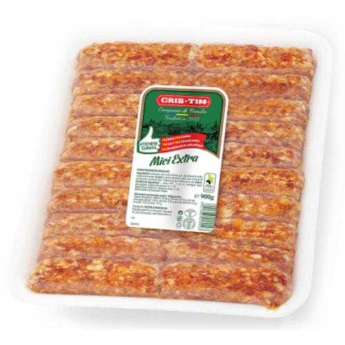 Frozen pork and beef chevapchichi, 900g