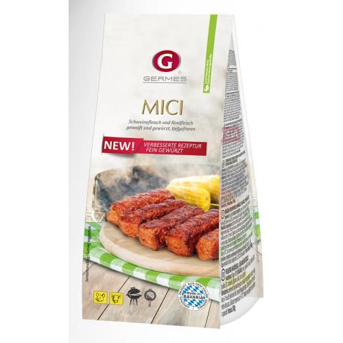"""Minced meat rolls seasoned, frozen """"Mici"""", 800g"""