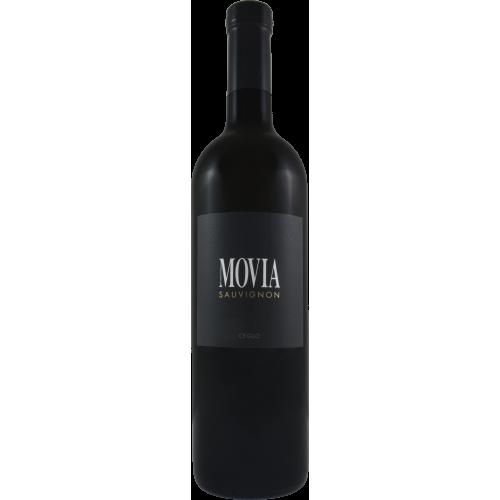 Словенське біле сухе вино Movia Sauvignon 2014