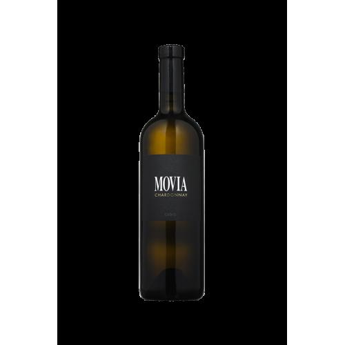 Словенское белое сухое вино Movia Chardonnay 2014