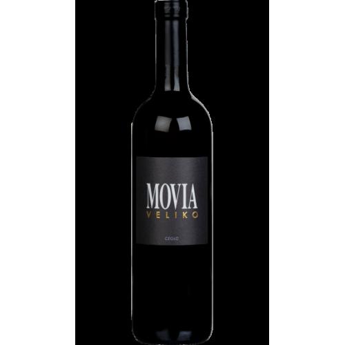 Словенское белое сухое вино Movia Veliko belo 2009